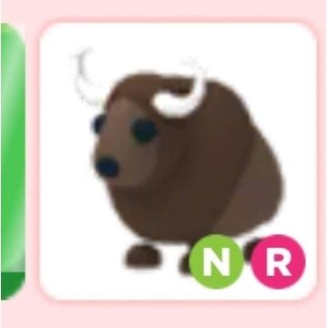 Adopt me Neon Ride Buffalo
