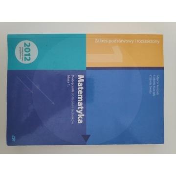 Matematyka Podręcznik klasa 1 Oficyna Edukacyjna