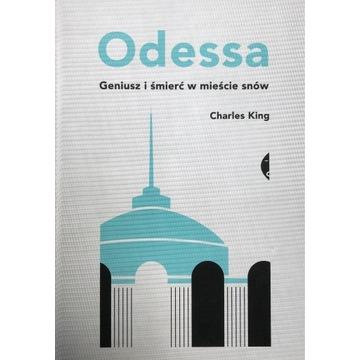 Odessa geniusz i smierć w mieście snów. King