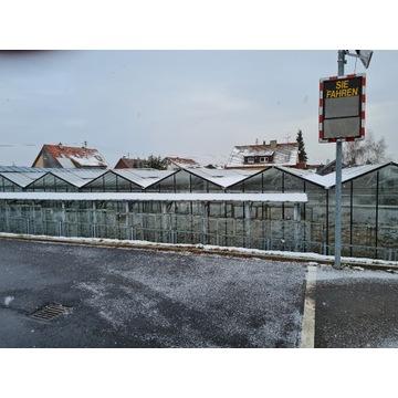 szklarnia Venlo ok  1000m2