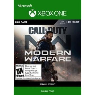 Call of Duty: Modern Warfare 2019 KLUCZ/KOD
