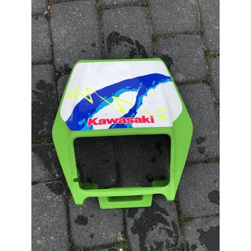 Czasza lampa plastik Owiewka Kawasaki klx kx