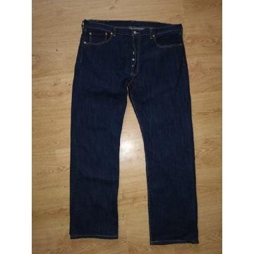 LEVIS STRAUSS 501-spodnie W40 L32