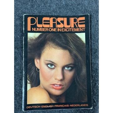 Pleasure nr.44 1982r.  Vintage jak Color Climax