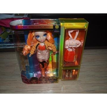 MGA Rainbow High lalka Poppy Rowan nowa!!!