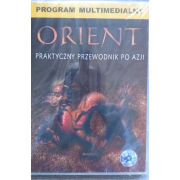 """""""ORIENT -Praktyczny Przewodnik po Azji"""" CD OPTIMUS"""