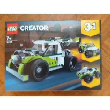 LEGO Creator - Rakietowy samochód 31103