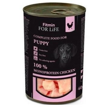 FITMIN karma mokra szczeniaka z kurczakiem 400 g