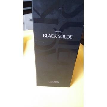 Perfumy męskie black suede 125 ml