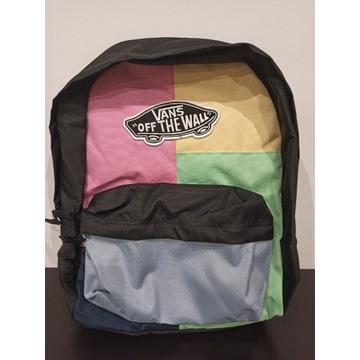 Vans Realm plecak VN0A3UI6VDK pastelowy