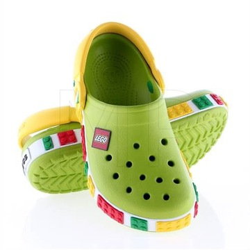 Crocs Crocband Kids LEGO Clog rozm. C10/11 NOWE