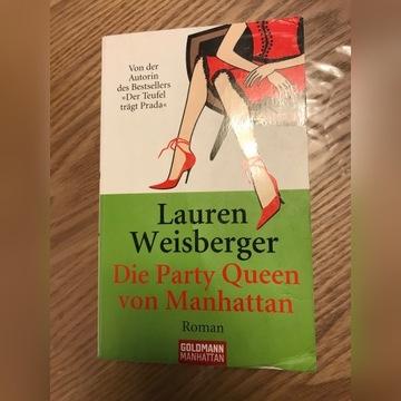 Die Party Queen con Manhattan - Lauren Weisberger