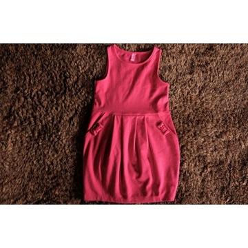 sukienka letnia dla dziewczynki 5 lat