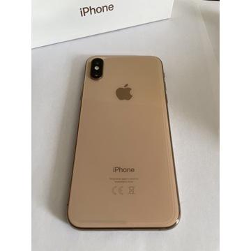 Apple iPhone XS 64 GB Gold Złoty + GRATISY