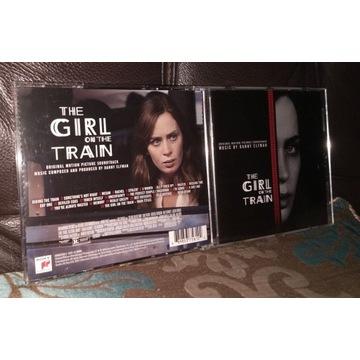 Danny Elfman The girl on the train OST  CD