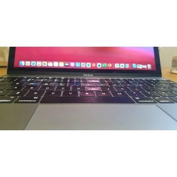 Macbook 12 ' (nie air or pro) 8gb/500ssd NAJTANSZY