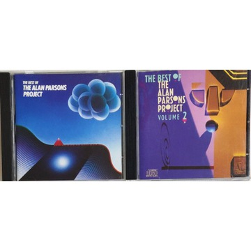 THE BEST OF THE ALAN PARSONS PROJECT Vol. 1 i 2
