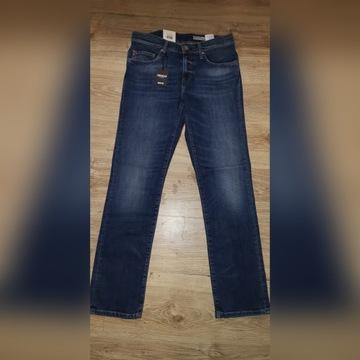 Spodnie Big Star Jeans Terry 349 męskie 31/32