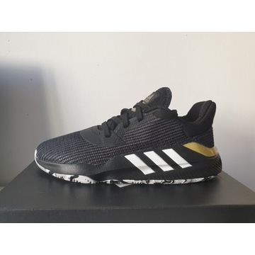 Nowe buty Adidas Pro Bounce 2019 Low czarne 42