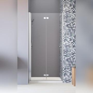 Drzwi prysznicowe RADAWAY Fuenta New DWB100