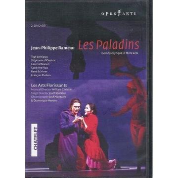 RAMEAU Les Paladins CHRISTIE, LEHTIPPU, PIAU 2DVD
