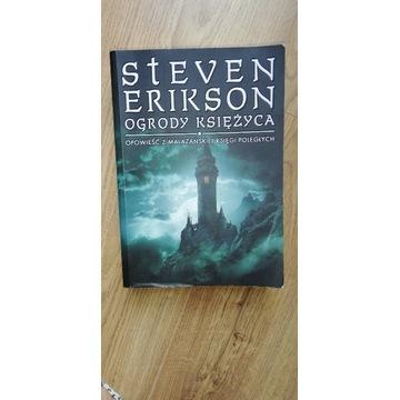 Ogrody księżyca Steven Erikson
