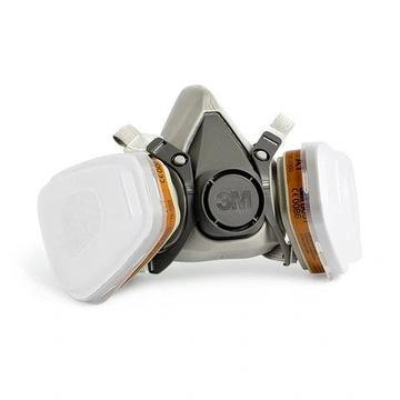 Zestaw 3M Maska rozm.L+pochłaniacze,filtry,pokrywy