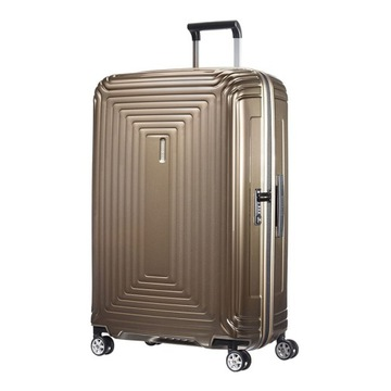 Walizka Samsonite NEOPULSE ecru 74 l
