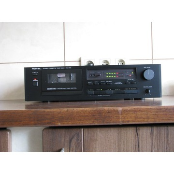 ROTEL RD-855 VINTAGE 1988 ROKU