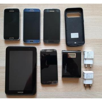 Okazja! Galaxy S7, S6, S5, tablet plus dodatki!