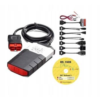 DELPHI DS150e diagnostyczny Autocom cdp+ przewody