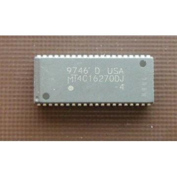 MT4C16270 EDO DRAM - 4MB SOJ40  MICRON