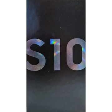 SAMSUNG Galaxy S10 128GB G973F/DS Czarny Komplet
