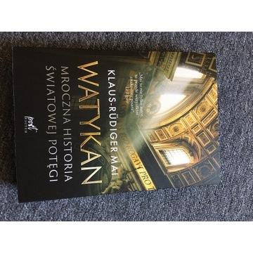 K-R Mai - Watykan. Mroczna Historia