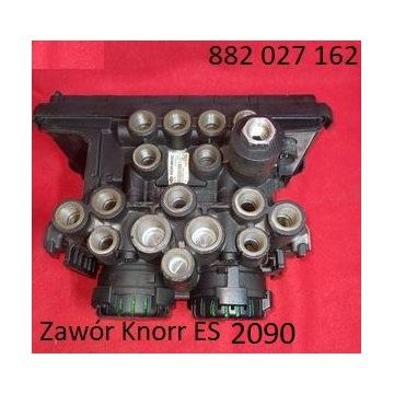 Zawór EBS typ KNORR ES 2090 naczepa/przyczepa