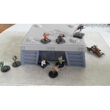 Star Wars Miniatures Bunkier na Endor