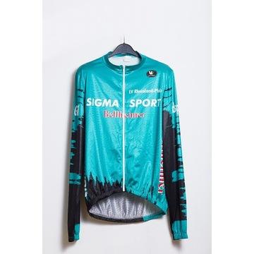 Ultralekka bluza sportowa/kolarska, rozmiar M