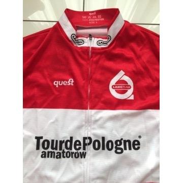 Koszulka kolarska Tour de Pologne nowa roz L