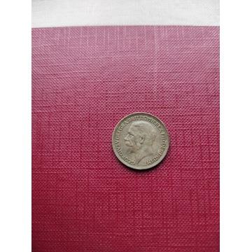 1 farthnig 1932 Wielka Brytania