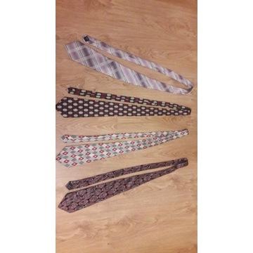 4 krawaty - jedna cena !