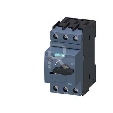 3RV2011-0KA10 Wyłącznik 3P 0,37kW 0,9-1,25A