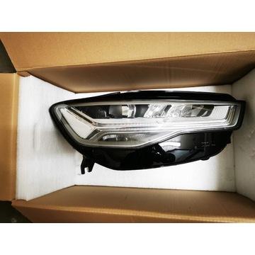 LAMPA PRAWA LEWA AUDI A6 C7 LIFT FULL LED EU