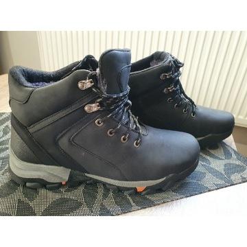 Trapery buty zimowe robocze mocne NOWE