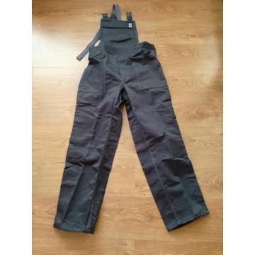 Spodnie ochronne robocze ogrodniczki rozm. XL