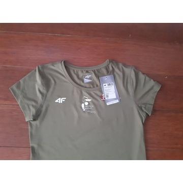 Koszulka 4F 26 Bieg Powstania Warszawskiego - S