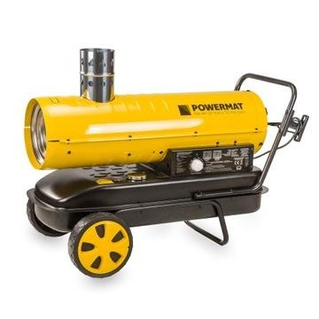 Nagrzewnica olejowa z kominem PM-NAG-30SK 30kW