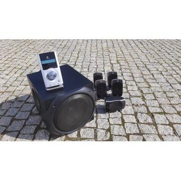 Głośniki LOGITECH Z-5500 THX - 5.1, 500W RMS