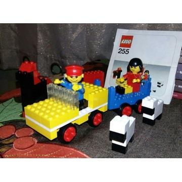 Kompletny zestaw LEGO 255-2 Farming Scene, 1975rok