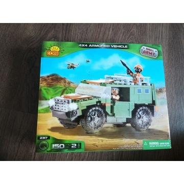 Cobi 4x4 armored vehicle