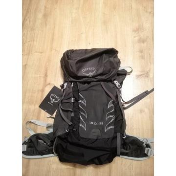 Plecak trekingowy Osprey Talon 33 M/L czarny